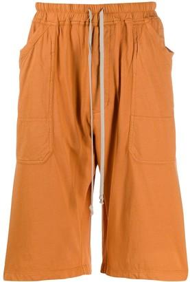 Rick Owens MT Drawstring shorts