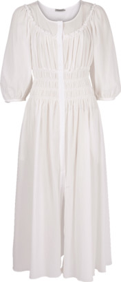 Three Graces London Arabella Elbow Sleeve Dress