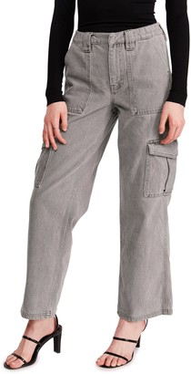 Urban Outfitters BDG Skate Wide Leg Cargo Jeans
