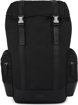 Polo Ralph Lauren Nylon and leather backpack