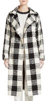 Belstaff Women's Lowther Buffalo Check Coat