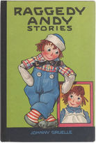 One Kings Lane Vintage Raggedy Andy Stories