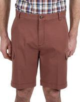 Haggar Heritage Twill Cargo Shorts