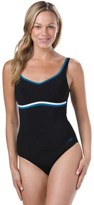 Speedo ContourLuxe Bodyshaping Pool Swimsuit