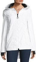 Laundry by Shelli Segal A-Line Windbreaker Jacket