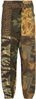 R 13 Multi-Pattern Combat Trousers