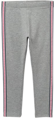 Joe Fresh Side Stripe Leggings (Toddler & Little Girls)