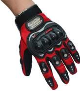 XIAOLI COLLETION 3 Colors Pro-Biker Full Finger Sleeve Protection Motorbike Motorcycle Biker Gloves (, L)