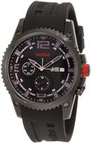 Redline Red Line Men's Aviator Chronograph Dial Silicone Watch RL-50032-01