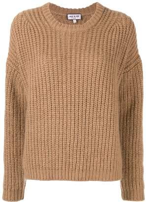 Paul & Joe cable knit jumper