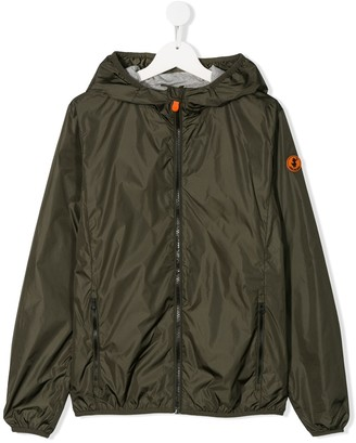 Save The Duck Kids Hooded Parka Coat