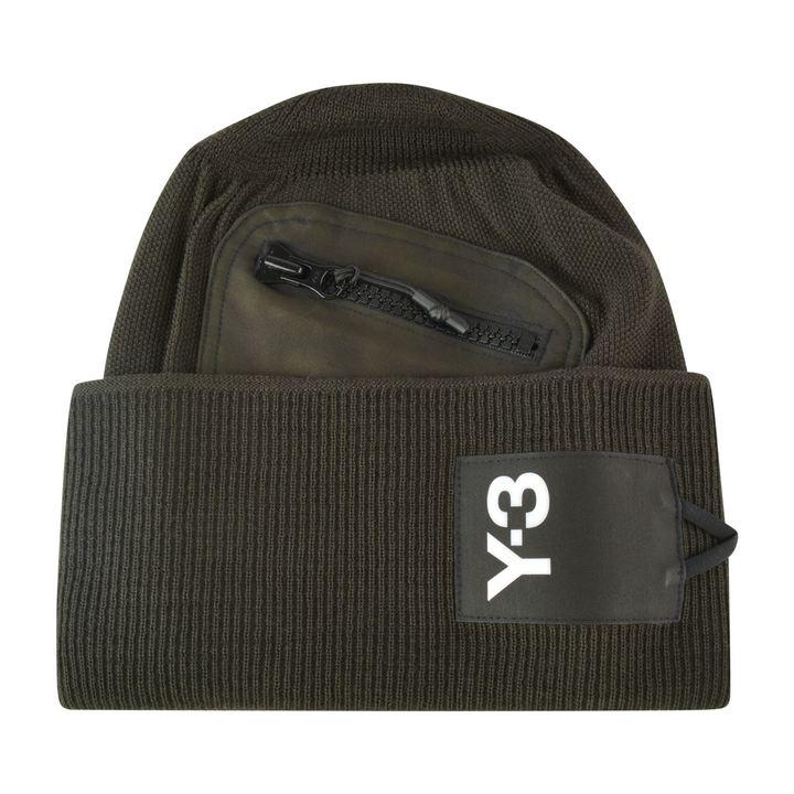 Y-3 Y3 Pocket Beanie