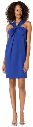 Trina Turk Frou Frou Dress (Sapphire) Women's Clothing