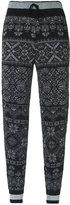 Cecilia Prado knitted pants - women - Acrylic/Lurex/Polyamide - PP