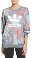 adidas Women's Trefoil Sweatshirt