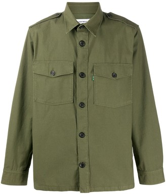 DEPARTMENT 5 Military-Style Shirt