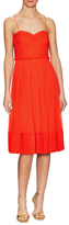 Cynthia Steffe Riley Lace Sweetheart Fit And Flare Dress