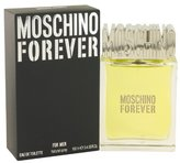 Moschino Forever by for Men - Eau De Toilette Spray 100 ml