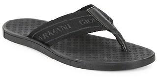 Giorgio Armani Thong Sandals