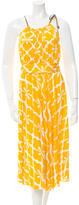 Diane von Furstenberg Silk Naro Dress