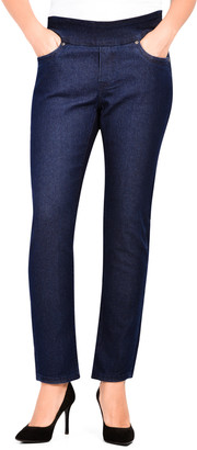 Bluberry Denim BLUBERRY DENIM Women's Denim Pants and Jeans Rinse - Rinse Wash Crop Jeans - Women & Plus