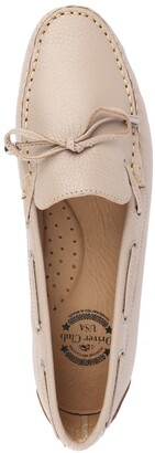 Marc Joseph New York Riverview Loafer with Tiebow Detail