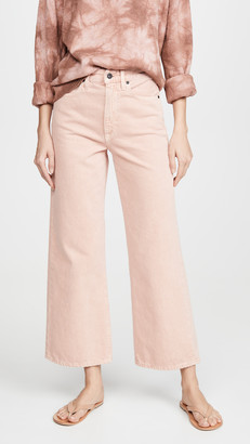 SLVRLAKE Grace Ankle Jeans