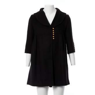 Marc Jacobs Navy Wool Coats