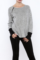 Chalet Grey Sweatshirt
