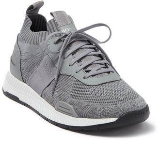 HUGO BOSS Titanium Runner Sneaker