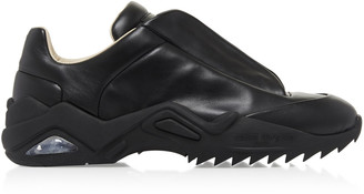 Maison Margiela New Future Low-Top Leather Sneakers