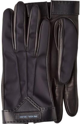 Prada lambskin gloves