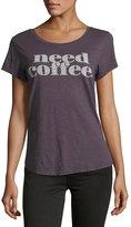 Signorelli Need Coffee Graphic Tee, Castle Rock