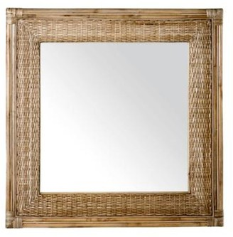 Wisteria Designs Moorea Square Mirror