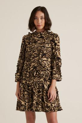 Seed Heritage Frill Animal Dress