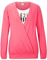 S'Oliver Girl's 66.412.31.7422 Long Sleeve Top