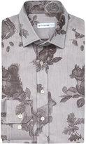 Etro Squirrel-print Regular-fit Shirt