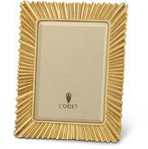 """L'OBJET Gold Ray Frame, 4 x 6"""""""