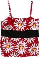Jil Sander Paillette-Embellished Backless Top