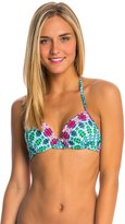 Hobie Swimwear Mazatlan Medallion Underwire Bikini Top 8146247