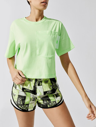 Nike Sportswear Short Sleeve Crop Top