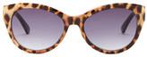Betsey Johnson Women's Cat Eye Sunglasses