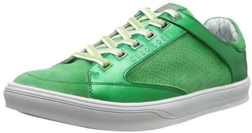 HUGO BOSS Men's Athen Leather Fashion Sneaker
