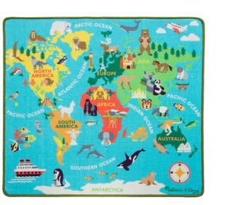 Melissa & Doug Round the World Travel Rug