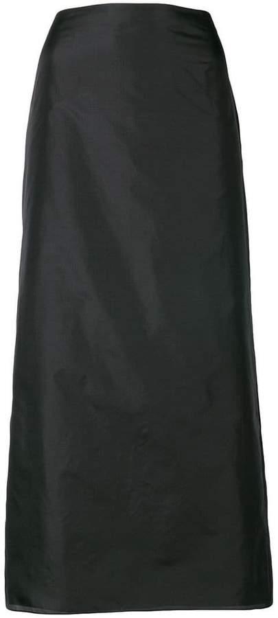 The Row a-line maxi skirt