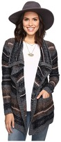 Lucky Brand Ombre Cardigan Women's Sweater