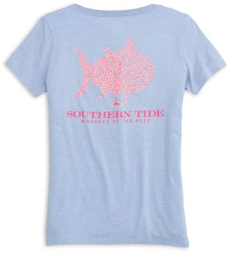 Southern Tide Wonders of the Reef T-Shirt