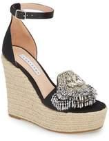 JAMES CHAN Maxim Platform Wedge Sandal