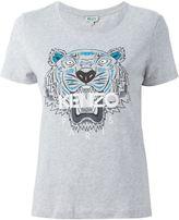 Kenzo Tiger T-shirt - women - Cotton - S