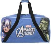 Marvel Avengers Kid's Captain American and The Hulk Duffle Travel Bag